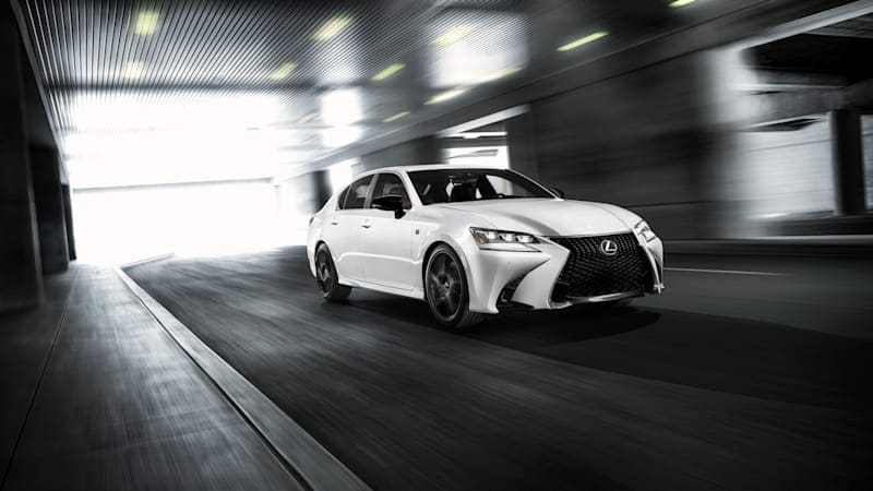 Lexus is killing off the slow-selling GS luxury sedan