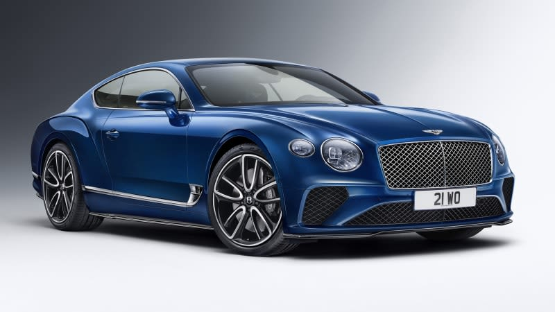 Bentley seasons the Continental GT and Bentayga with carbon fiber pack
