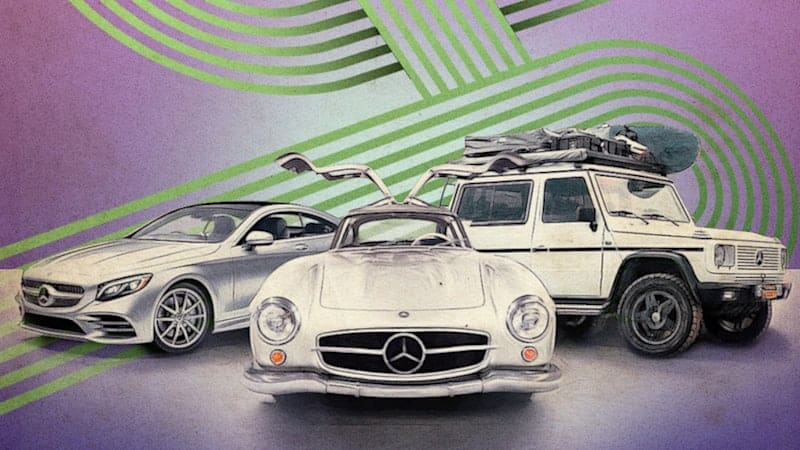 Jay Leno, Martha Stewart, Ludacris, and more to host Mercedes-Benz Concours de Zoom