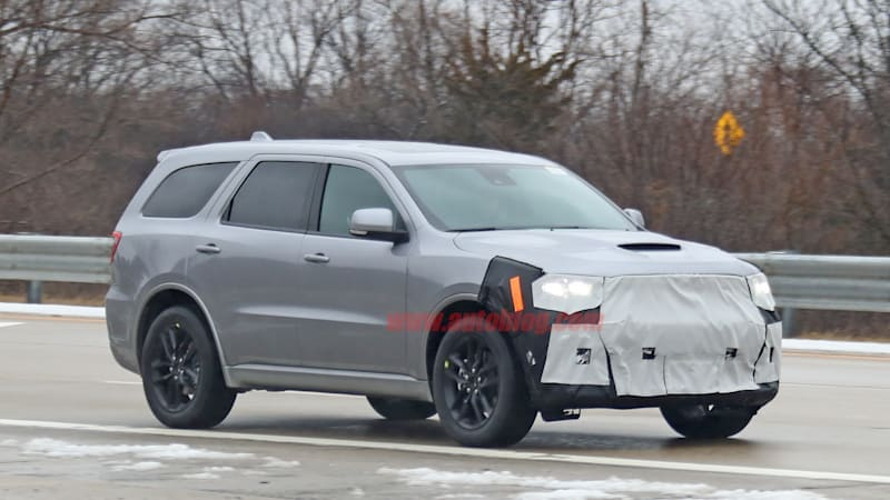 2021 Dodge Durango to get SRT Hellcat limited edition