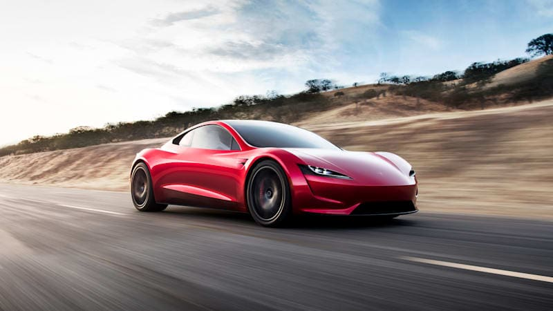 Musk says Tesla Roadster is delayed until after Cybertruck
