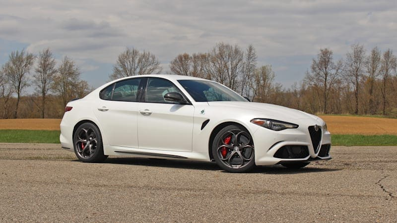 2020 Alfa Romeo Giulia Review & Buying Guide | Same dish, better noodles