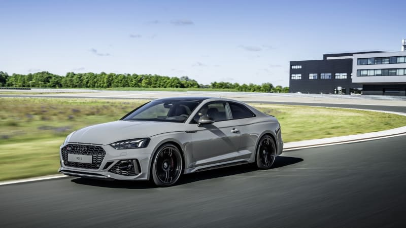 Audi details the updated 2021 RS 5 and tells us what's next