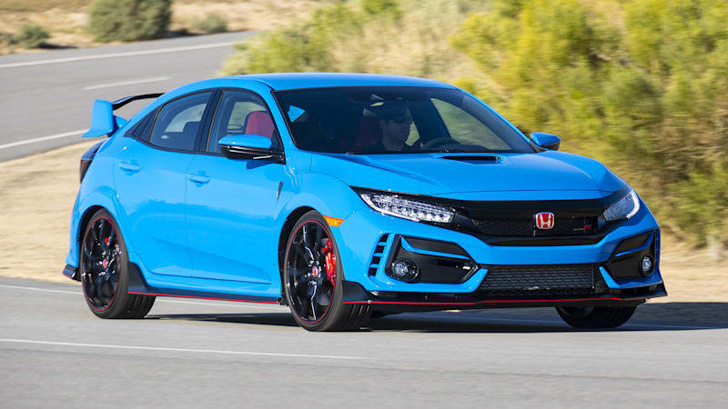 2020 Honda Civic Type R First Drive | Better driving and better value