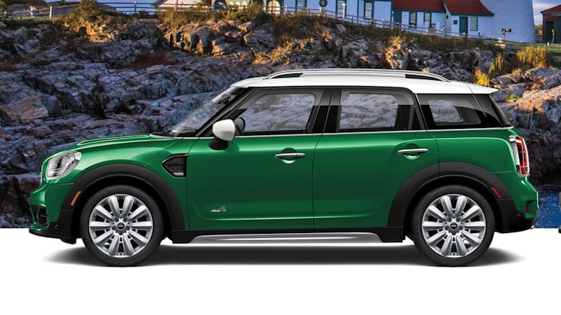 2020 Mini Countryman gains discounted Oxford Edition, program opens up to everybody