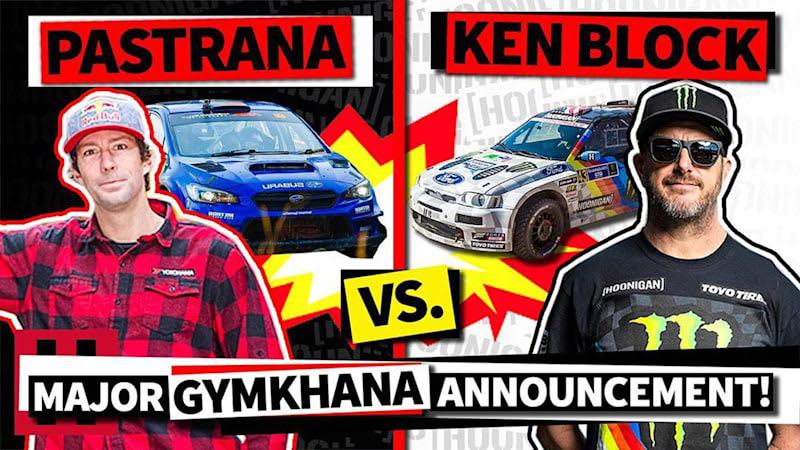 Gymkhana 11 will be hosted by Travis Pastrana