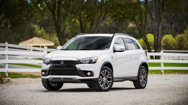 Mitsubishi recalls 141,000 Lancers, Outlanders, and Outlander Sports