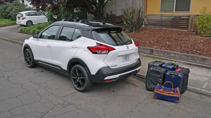 2020 Nissan Kicks Luggage Test | All you realistically need