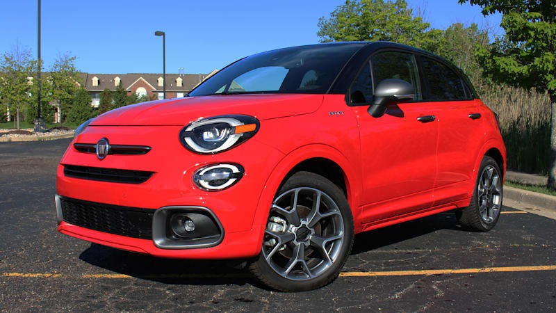 Fiat eyes droptop SUV market with 500X convertible