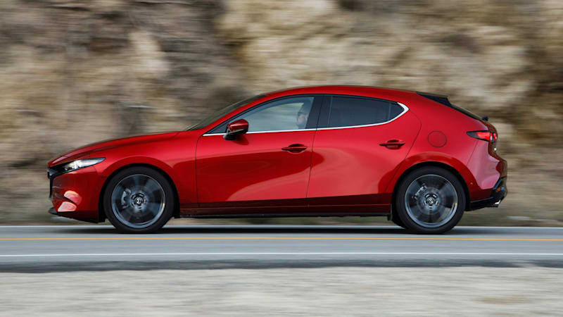 2021 Mazda3 to gain a turbocharged engine, finally, probably