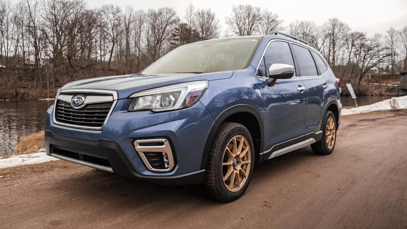 The Subaru Forester isn't what it used to be