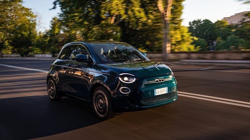 Fiat takes the 500 into Mercedes territory with La Prima limited-edition