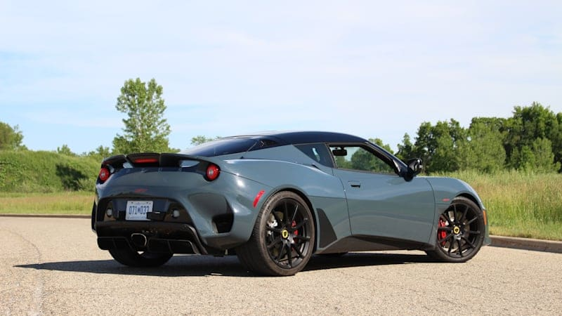 Turns out the 2020 Lotus Evora GT is one of the best sounding cars on sale