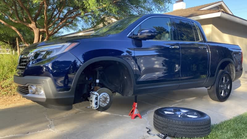 2020 Honda Ridgeline Suspension Deep Dive