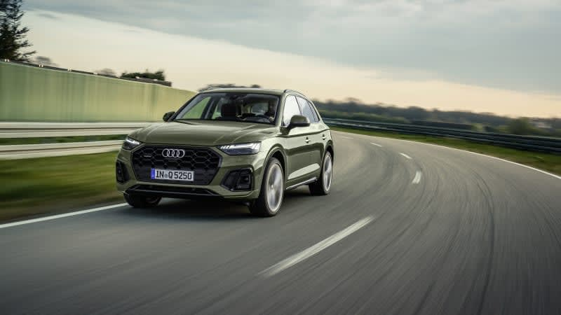 2021 Audi Q5 gets more power, new look, and better technology