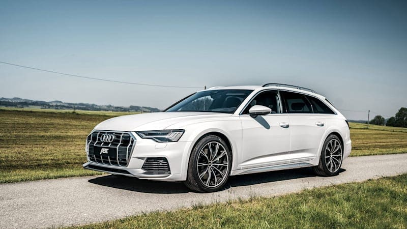 2020 Audi A6 Allroad gets performance boost from Abt tune
