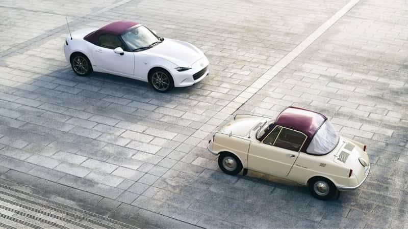 100th Anniversary 2020 Mazda MX-5 Miata announced for sale in the U.S.