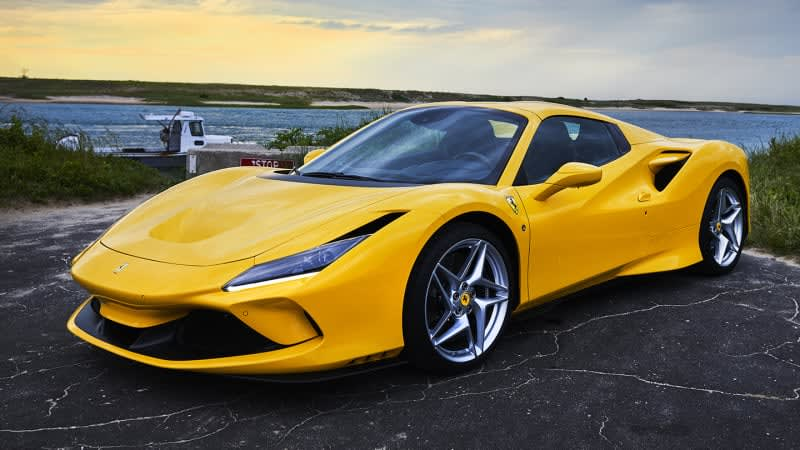 2020 Ferrari F8 Spider First Drive | Al fresco driving without compromise