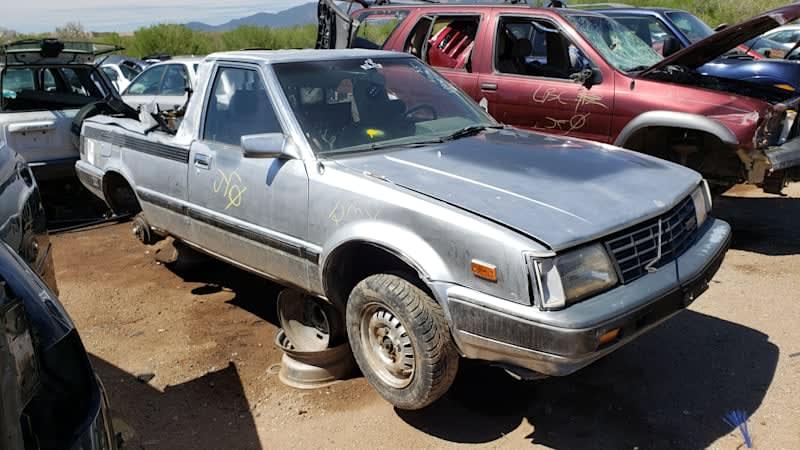 Junkyard Gem: 1985 Nissan Stanzamino