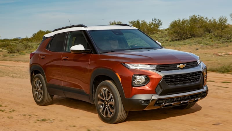 2021 Chevrolet Trailblazer First Drive | And then there were two