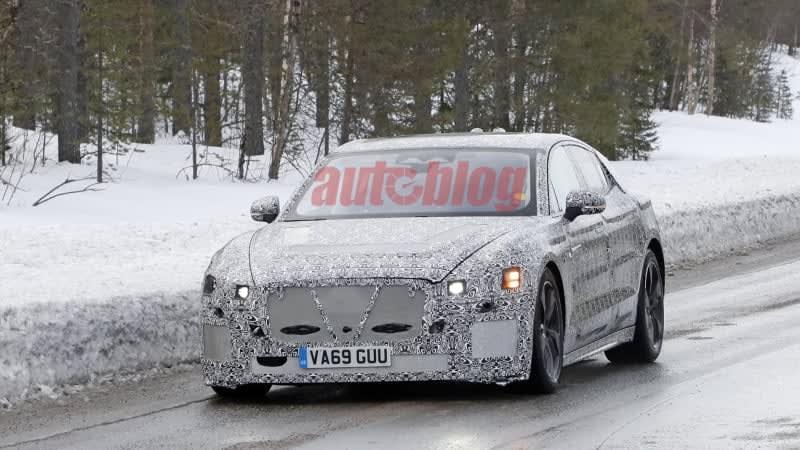 Jaguar XJ electric sedan debut pushed to late 2021