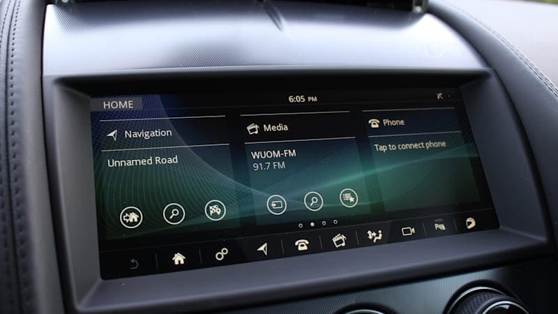Jaguar InControl Touch Pro Infotainment Review | Improved, but far from the best