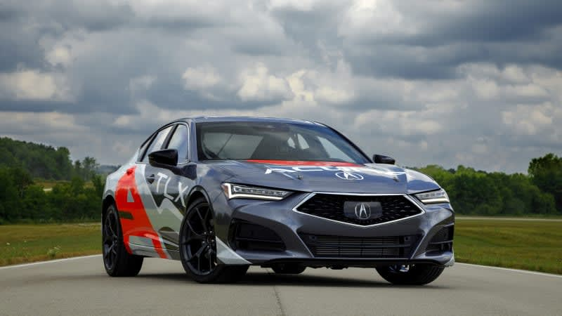 2021 Acura TLX Type-S to be powered by 355-horsepower V6