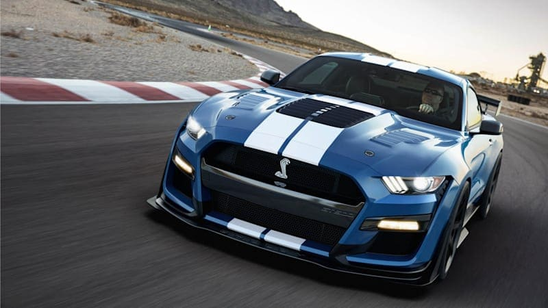 Shelby American announces Mustang Shelby GT500SE with over 800 horsepower, plus GT350SE limited edition variants