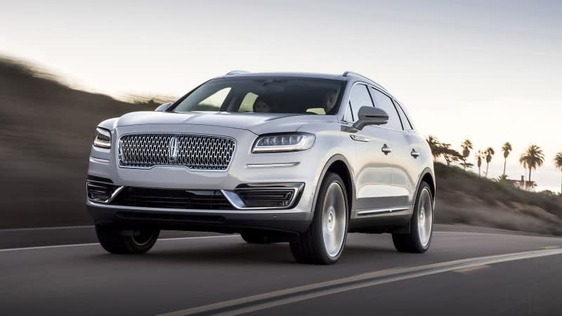 Lincoln Nautilus, Ford Edge latest prediction: Production ends in July 2024
