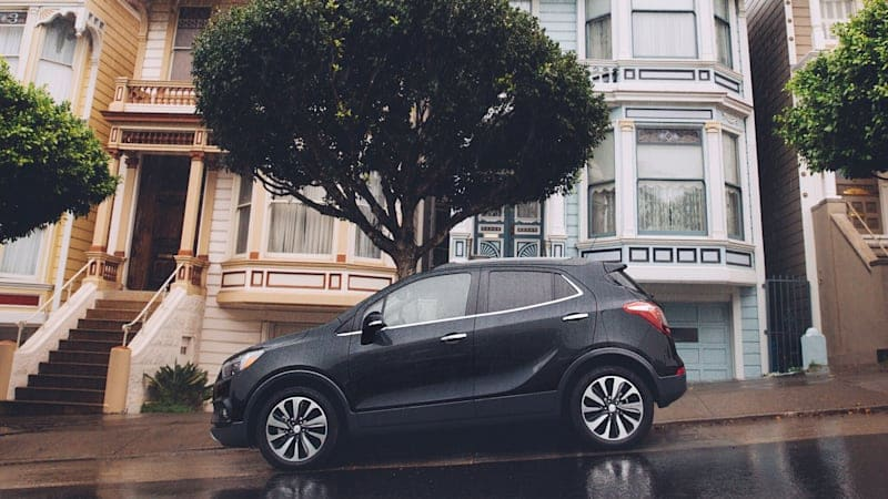 2021 Buick Encore sheds top two trims, offer only Base and Preferred