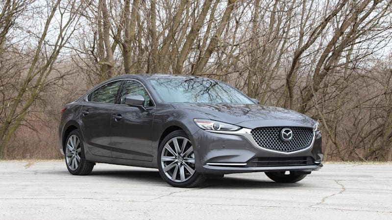 2021 Mazda6 gets small price increase and updates, and that Carbon Edition