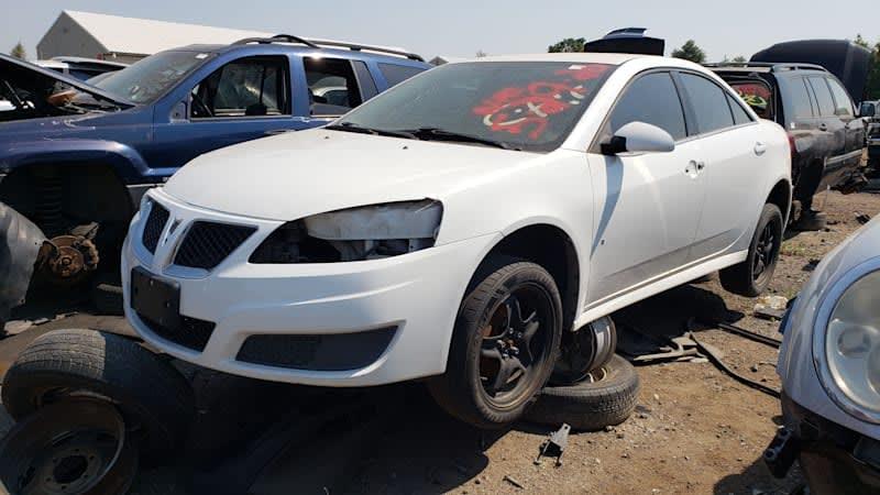 Junkyard Gem: 2010 Pontiac G6
