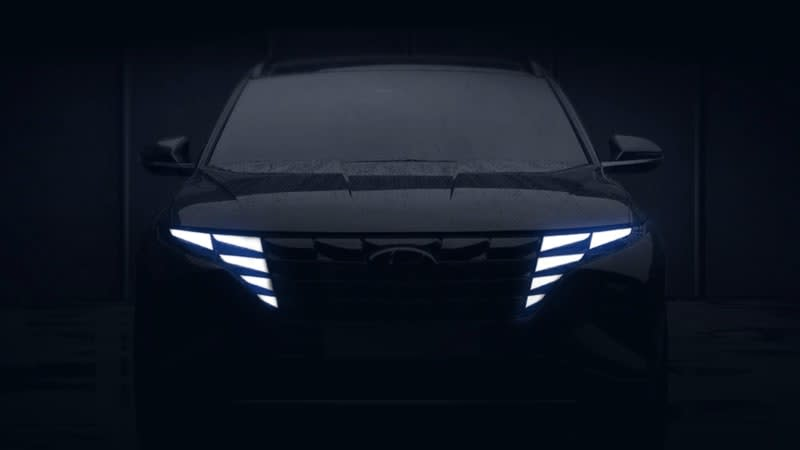 Watch the all-new Hyundai Tucson unveiling right here