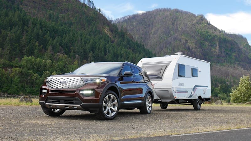 2021 Ford Explorer Review | What's new, prices, MPG, pictures