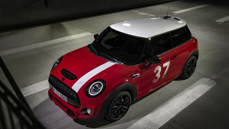 Mini Cooper Hardtop will soon receive its biggest makeover in two decades