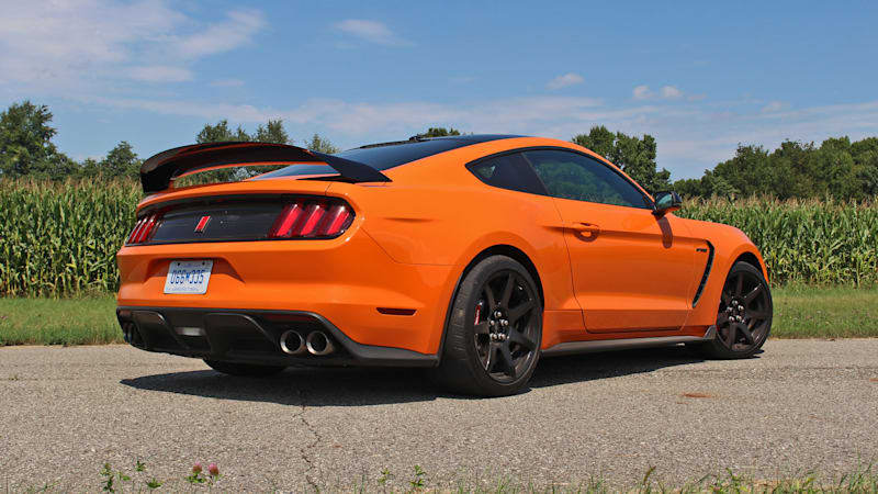 2020 Ford Mustang Shelby GT350R Quick Spin   Autoblog's favorite carriage turns into a pumpkin