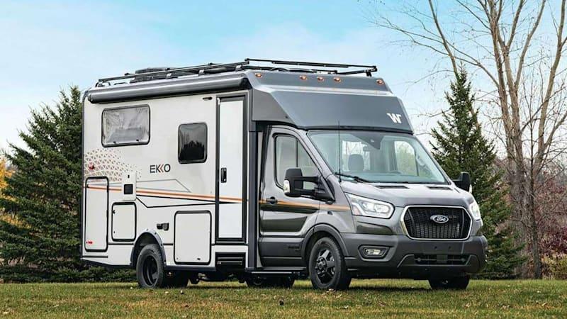New Winnebago Ekko motorhome promises year-round, off-the-grid camping