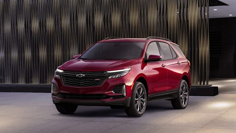 2022 Chevy Equinox gets $2,000 price hike that's actually a price cut