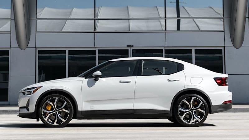 Winning this 2021 Polestar 2 is a great way to start off the year