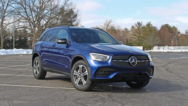 2021 Mercedes-Benz GLC-Class Review   Aging gracefully