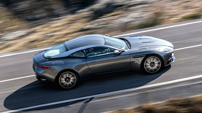 The Aston Martin DB11 leads this month's list of discounts