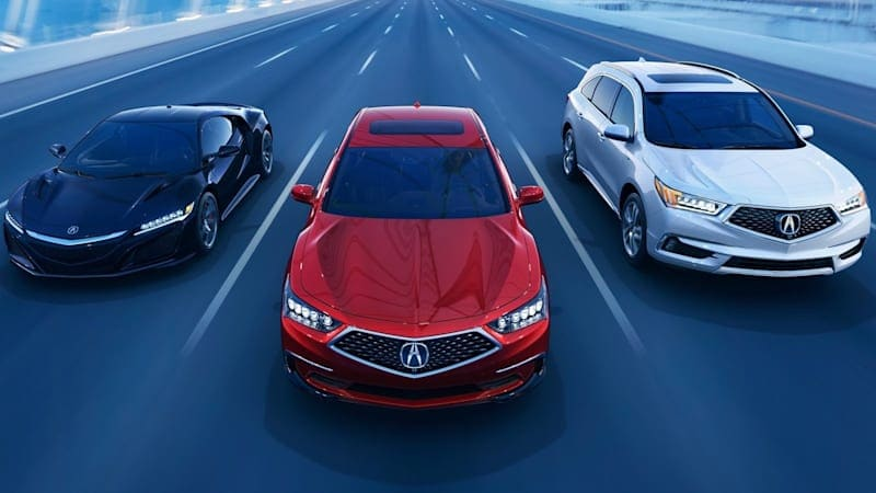 Looking for a deal? Check out your nearest Acura dealer