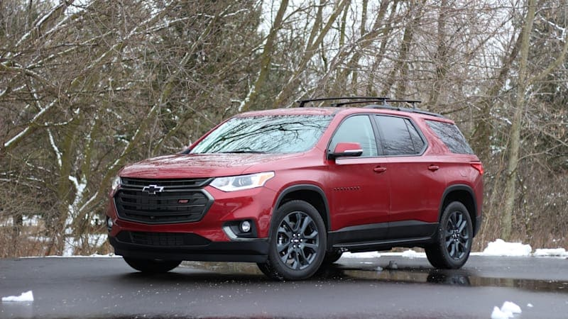 2021 Chevrolet Traverse Review | A colossal crossover