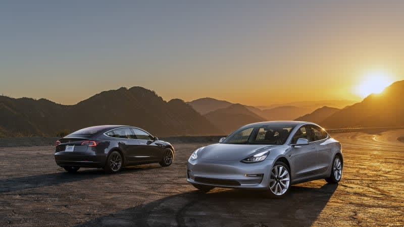 Tesla leads and Infiniti bleeds in Consumer Reports' satisfaction survey