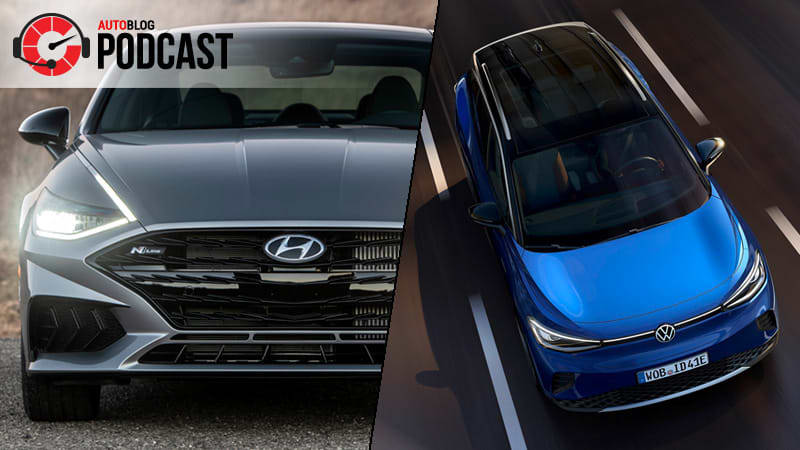 VW ID.4, the new Buick Envision and crossing Hyundai's N Line | Autoblog Podcast #668