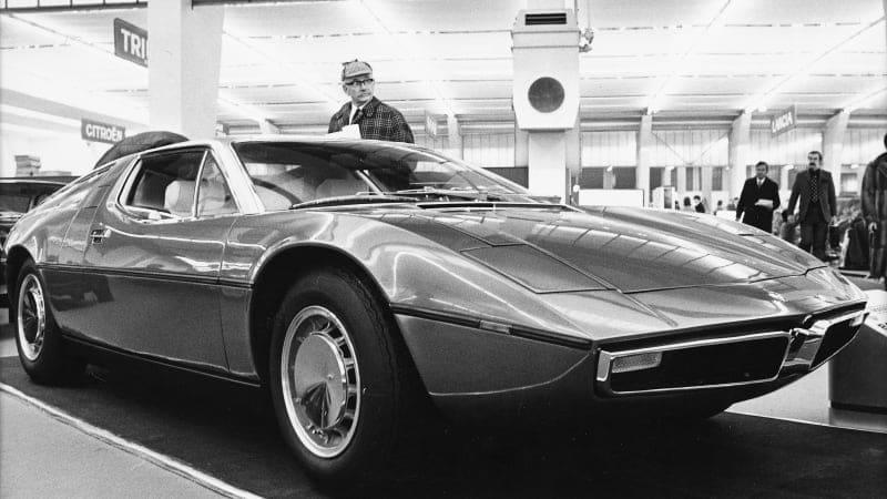 The Maserati Bora turns 50. It was 'the thinking man's exotic'