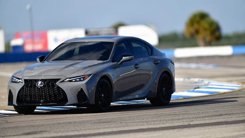 Lexus F label to become even more performance oriented