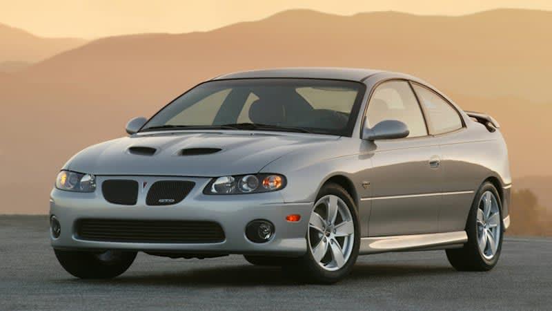 2004-2006 Pontiac GTO   Used vehicle spotlight
