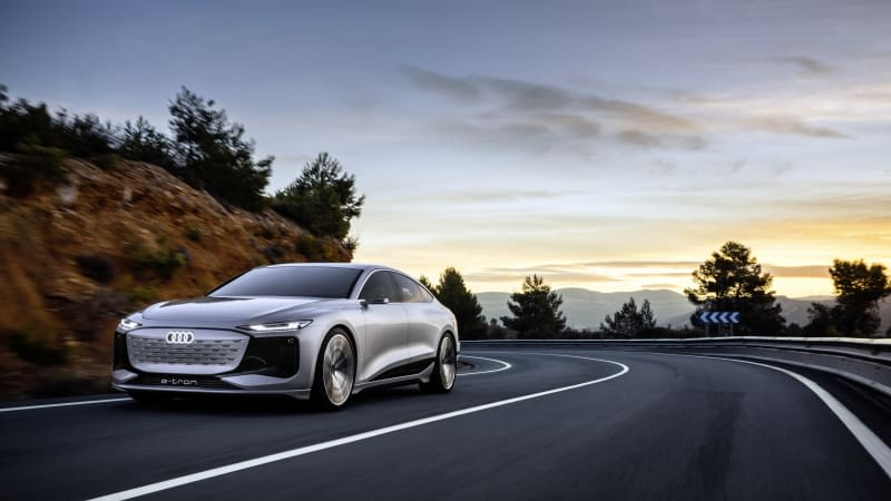 Audi's EV expansion will steer it into new segments, out of old ones