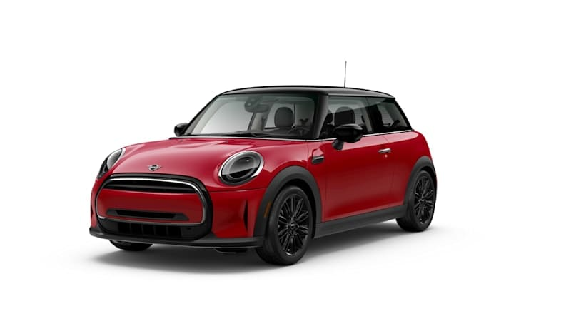 Mini Hardtop Oxford Edition priced as the range's value champion